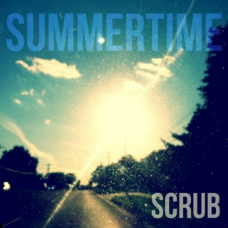 Summer Time Scrub