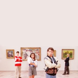 Art History Drop Out