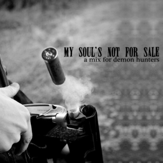 my soul's not for sale