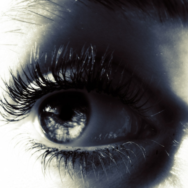 Your eyes are the key to my soul