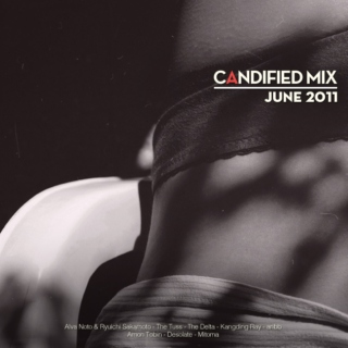 Candified's June 2011 mix