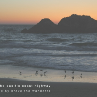 Cruising the Pacific Coast Highway