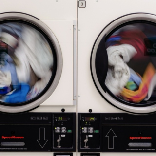 after enlightenment, the laundry