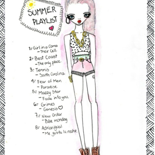 Summer Playlist ♡