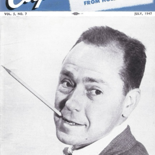 Buddy, I'm a kind of poet: The Johnny Mercer Songbook