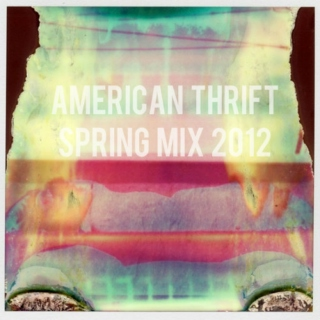 American Thrift Spring Mix 2012
