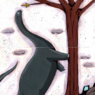free-form sonic poem likening you to a seagull...or a seakoala