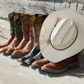 Boots and Cowboy Hats