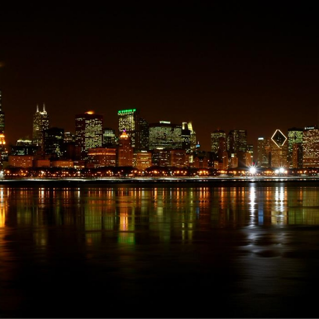 just like we used to (in chicago at night)