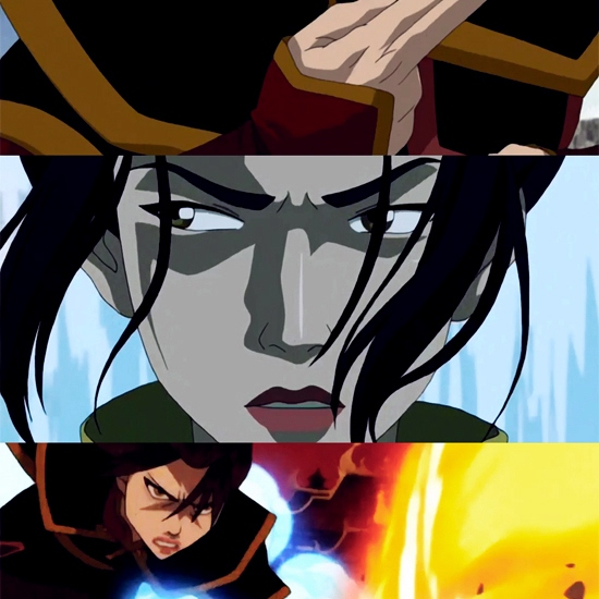 heads will roll: a fanmix for azula of the fire nation