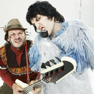 Aggressive Nutmeg Mix (songs for The Mighty Boosh)