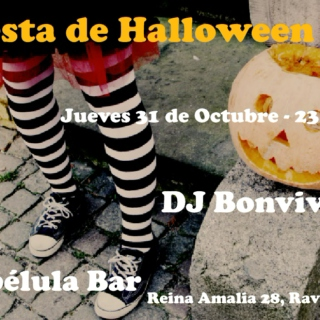 Halloween DJ Set @Libelula Bar