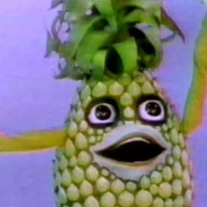 it's as random as talking french canadian pineapple