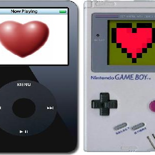 my gameboy like my ipod