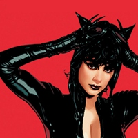 a catwoman