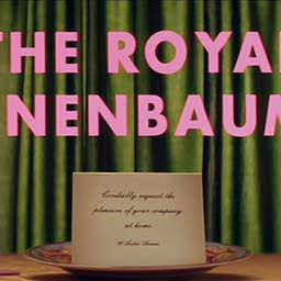 Wanting to be a Tenenbaum