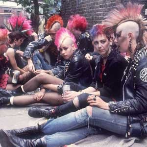 Punks fell in love too, y'know...