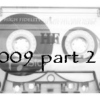 Music from 2009 part 2