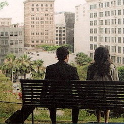 This is a story of boy meets girl, but you should know upfront, this is not a love story.