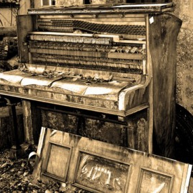 Decay (with piano)