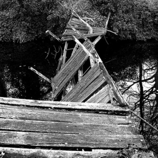 All The Bridges Are Rotten And Splintered