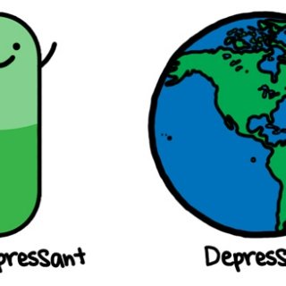 Feeling depressed? Why not wallow?