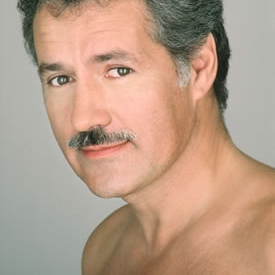 Tribute to Alex Trebek's Moustache