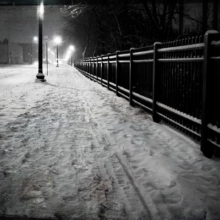 Songs for a lonely Winters' night