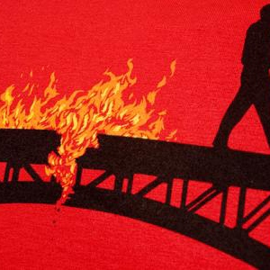 I Burn Bridges.