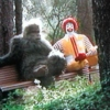 Songs to play when hanging out with Bigfoot