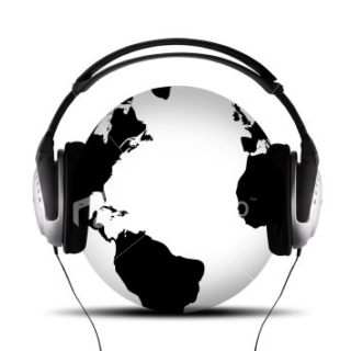 music all around the world