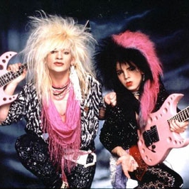 The 80's Hair Metal Guilty Pleasures Mix