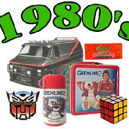 The hits of the 80s