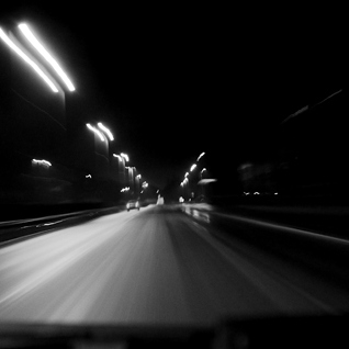 4AM drive to nowhere in particular