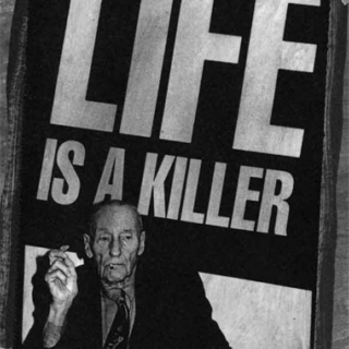 For William S. Burroughs