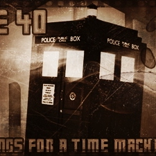 Type 40: Songs For A Time Machine