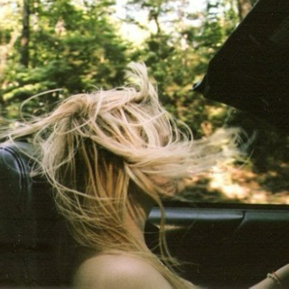 roll down the window and let the breeze blow your hair