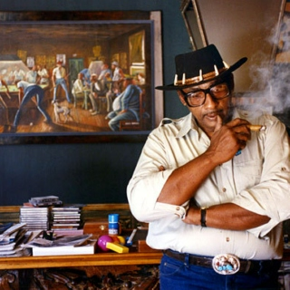 the gallery presents ernie barnes