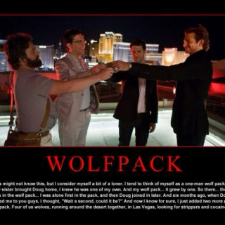 For My Wolfpack<3