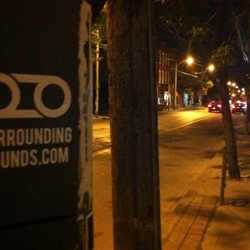 Surrounding Sounds - August 2011 mix