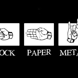 Paper Will Never Beat Rock or Metal