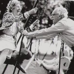 I Wanna Grow Old with you...