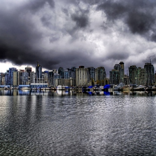 Just Another Rainy Vancouver Day...
