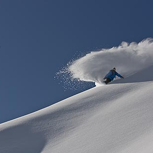 Fresh Powder and a Joint