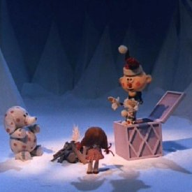 the Isle of Misfit Christmas Songs