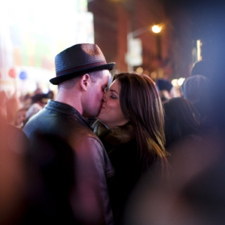 A NYE Kissing Soundtrack From TrèsSugar Readers