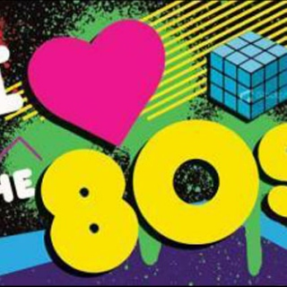 I love the 80;s