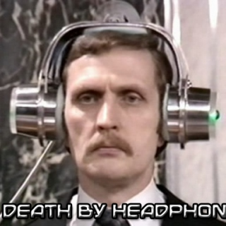 Death by headphones