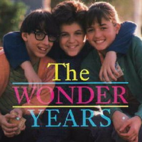 A musical journey through The Wonder Years
