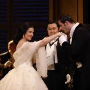 La Traviata, Complete Opera, combining 3 great performances.